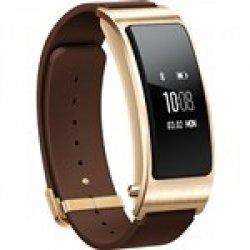 ساعت هوشمند هوآوی مدل TalkBand B3 Classic Brown