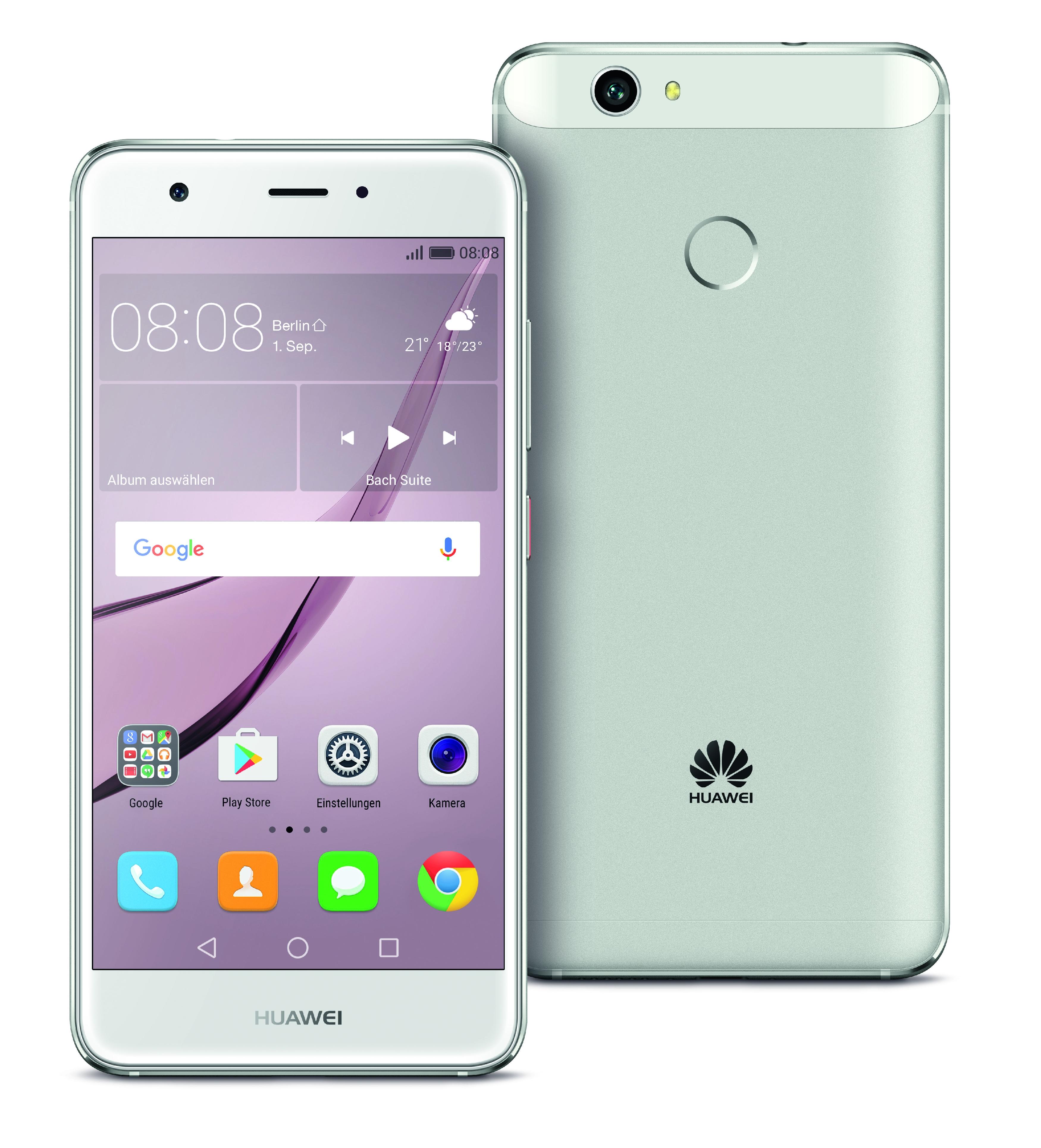 گوشی موبایل هواوی مدل huawei nova